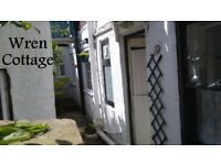 Whitby Wren Cottage - Pet friendly self catering accommodation for couples or singles