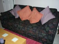 Free settee - really good condition, one careful owner
