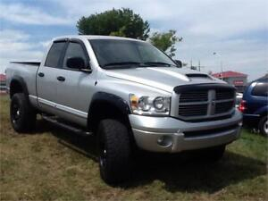 2007 Dodge Ram LIFTED 147 KMS $11995 MIDCITY SOLD
