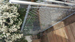 Brand new Galvanized Chain Link Fencing
