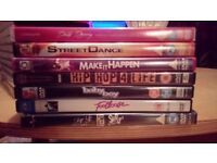 7 Dance Films, £5 for all