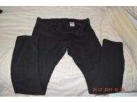 Mens skinny low waist jeans from H&M