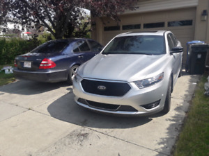2015 Ford Taurus SHO, Only 14km