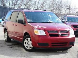 2008 Dodge Grand Caravan SE WITH SAFETY AND E-TEST