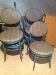6 chairs for sale