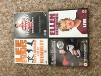 Stand Up Comedy DVDs