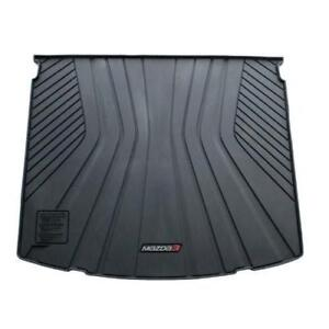 cargo mat for 2014 -up mazda 3, 4 door