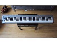 M-AUDIO PROKEYS SONO 88 - Midi Keyboard 88 Keys / Stage Piano / Audio Interface