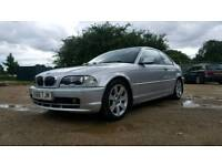 Stunning VERY RARE 328ci BMW Immaculate condition 12 MOT Red Leather Interior private plate included