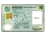NADRA CARD Pakistani NICOP overseas card home service 07804 249716 Bradford and around