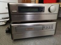 OFFERS ACCEPTED - Denon UDRA-70 Seperate Component System W/ Remote and Manual