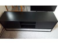 Black Hagge TV Unit Ikea