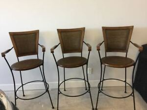 Bar Stools, Excellent condition