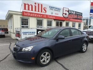 2014 Chevrolet Cruze 2LT Touchscreen Display Bluetooth Backup Ca