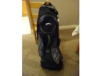 Slazenger - Golf Club Trolley Transit Bag