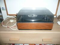 Garrard Transcription Model AP 76 Turntable With Goldring 820 Stylus