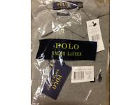 Ralph Lauren sort & long sleeve polo
