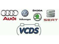 VCDS/Vagcom VW, Audi, Skoda, Seat Coding and Diagnostics