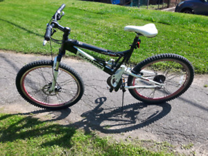 Men's schwinn mountain bike