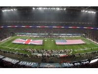 NFL Wembley Stadium - Ravens @ Jaguars Wembley Stadium - Hospitality Seats