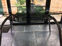 Dining Table (Glass) For Sale
