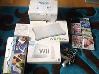 Nintendo Wii package bundle