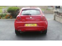 Alfa Romeo Mito 1.4 MOT June 2018 1st class condition FRASERBURGH