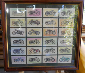 Framed - British Motorcycles of the Fifties