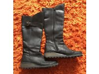Fly London Women's Leather Boots