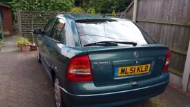 Vauxhall Astra excellent condition full MOT