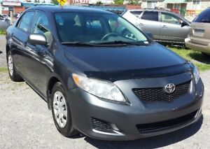 2009 Toyota Corolla CE Sedan - Certified, Warranty