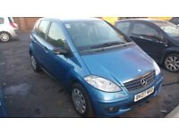 Mercedes a150 auto 2007 new shape £500 cheap cheap cheap