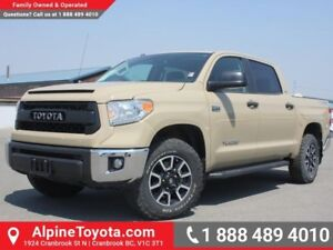 2017 Toyota Tundra TRD Off Road  Pro Grille - TRD Exhaust - Nav