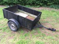 FOR SALE:- Small trailer