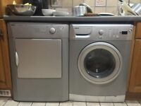 Washing and dryer