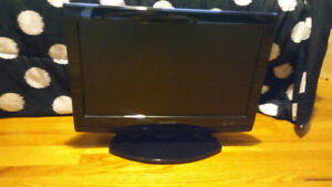 "Sharp LCD TV - 18"" screen"