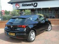 2016 Vauxhall Astra 1.0T 12V ecoFLEX Tech Line 5 door Petrol Hatchback