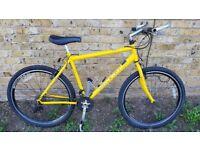 "Mens 26"" Raleigh Mountain Bike"
