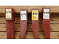 Metpost Fence Post Fixings