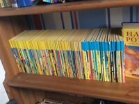 Dadny and beano comic book library