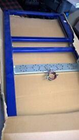 sink / basin / wall mounting frame / GERBERIT