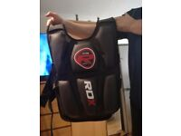 RDX-Weighted-Vest-Gym-Jacket 12kg leather