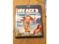 Blu Ray dvd's