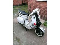 Bajaj classic SL 125cc indian vespa copy