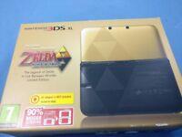 Nintendo 3DS XL The Legend of Zelda A link between worlds (Sealed/unopened)