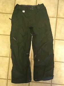 686 Smarty snowboard pants large