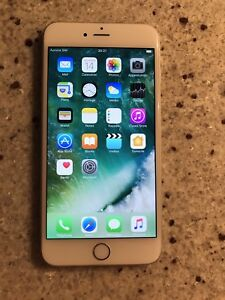 iPhone 6Plus 64GB Bell/Virgin 400$ non négociable