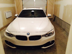 2016 BMW 4-Series 428i AWD Coupe (2 door) with lease option