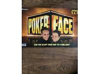 Poker Face Board Game