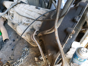 1991 ford mustang transmission